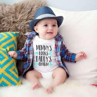 Newborn Baby Girls Boy Jumpsuit Outfit Clothing Romper Playsuit Bodysuit Sunsuit