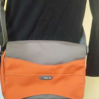 Men's samsonite sling bag