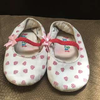 Pitter Pat Infant's shoes
