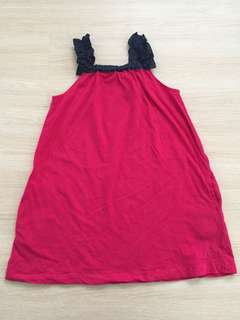 Cotton On Red Sundress