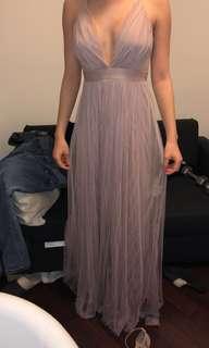 Honey prom dress XS