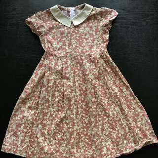 Tailored made Girl's dress