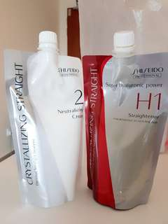 Hair Rebonding Treatment