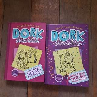 Dork Diaries Hard Bound