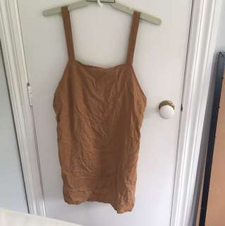 Glassons linen overalls
