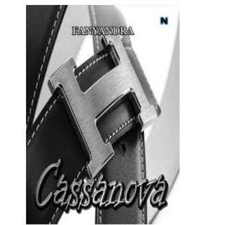 Ebook Cassanova - Fanyandra