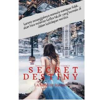 Ebook Secret Destiny - Irie Asri