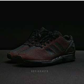 "Adidas originals ZX Flux Trainer ""Black Lava Teal"""