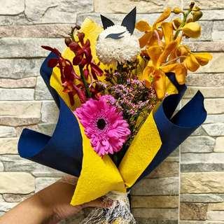 Mini Bouquet - Animal Series