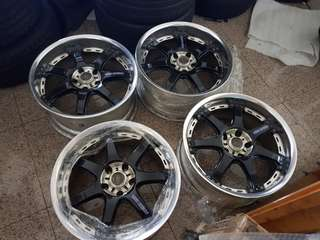 Volk Racing GT-7 (RAYS Wheels)