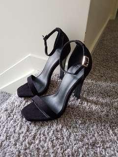 ASOS strap heels size 5