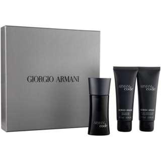 Giorgio Armani Code Gift Set for him