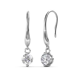 Swarovski Earring Authentic crystal
