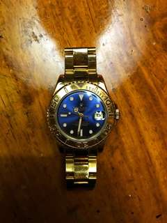 Rolex Yacht-master Junior Size (All Gold)
