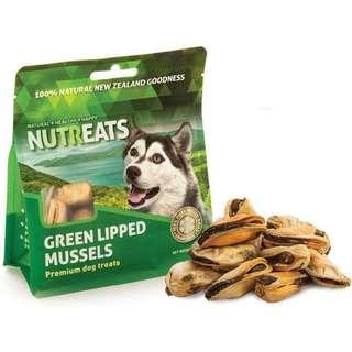 Nutreats Freeze Dried Green Lipped Mussels
