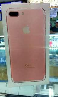 Iphone 7+ 32 rose gold bisa cicilan tanpa kartu kredit proses hanya 3 menit