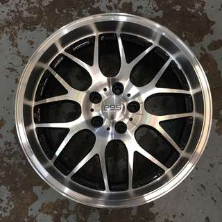 19 Inch BMW Rims