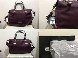 SALE!!! Branded Maroon Bag