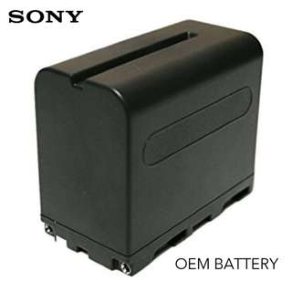 Sony OEM NP-F970 Battery Pack