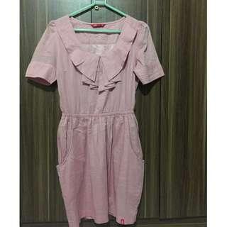 ESPRIT PINK DRESS