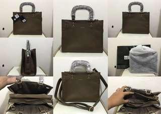 SALE!!! Branded Brown Bag
