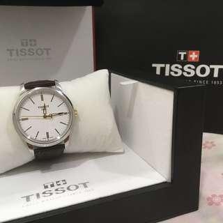 Tissot Leather Dress Watch