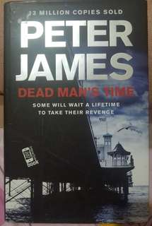 Peter James Dead Man's Time