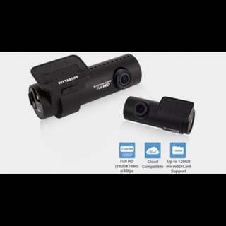 blackvue dr650s 2ch in car camera