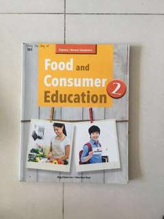 food and consumer textbook [ fce ]