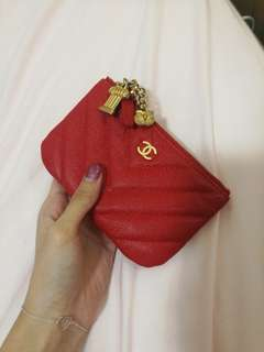 Chanel coins bag