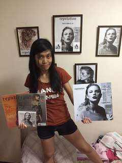 Reputation Albums. Volume 1 and 2, Standard Album