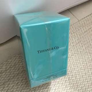Tiffany 香水盒