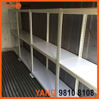 Boltless Storage Rack for Refrigerated Container