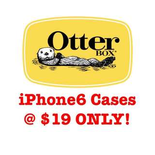 BN OtterBox iPhone 6 Cases as low as $19!