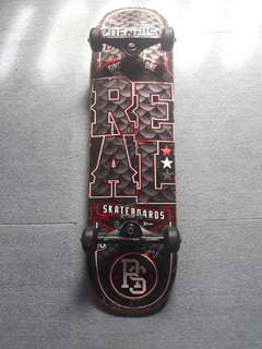 Skateboard Customized from Canada