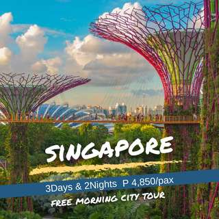 3D2N Singapore