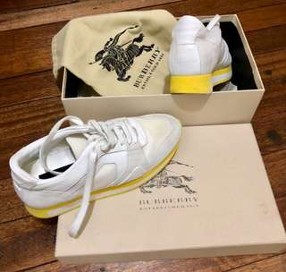 Burberry Rubber Shoes