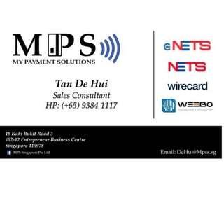 NET/CREDIT CARD TERMINALS , POS SYSTEM