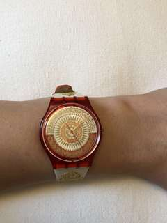 珍藏特別版 Swatch watch Swiss made
