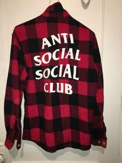 ASSC Red Flannel