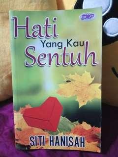 [PRELOVE] Malay Novel - Hati Yang Kau Sentuh.