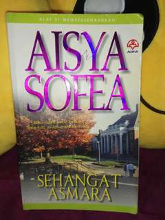 [PRELOVE] Malay Novel - Sehangat Asmara.