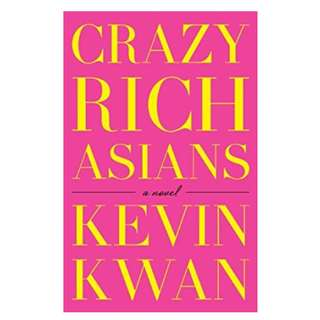 HH2001 Crazy Rich Asians by Kevin Kwan