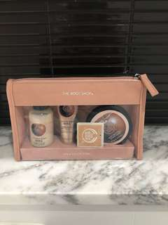 Body Shop gift pack - great condition