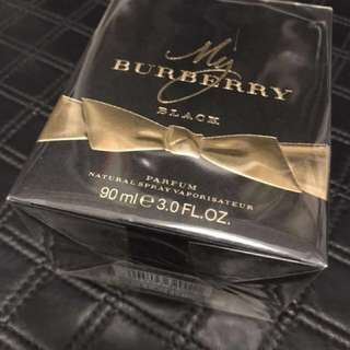 BURBERRY - MY BURBERRY BLACK reg$160 BRAND NEW