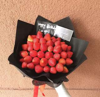 stawberry gift