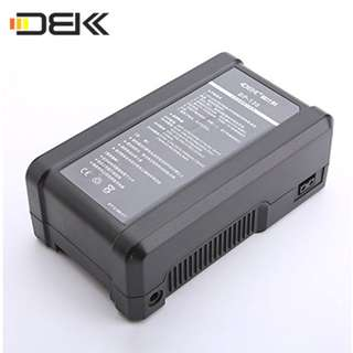 DBK BP-130 V Mount Battery