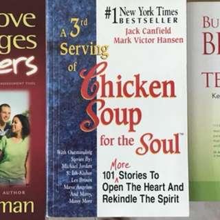 Chicken Soup Gary Chapman teenagers books
