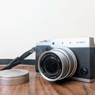 Fujifilm X30 compact Digital Camera