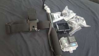 Go pro sea hawk sports camera